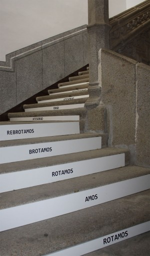 escalera de monart