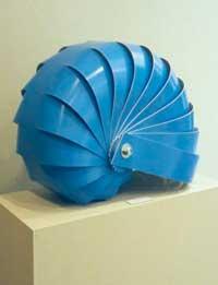 Alejandro Gorafe Espiral azul